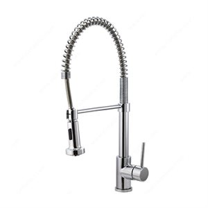 Chrome Finish Kitchen «Chef» Faucet