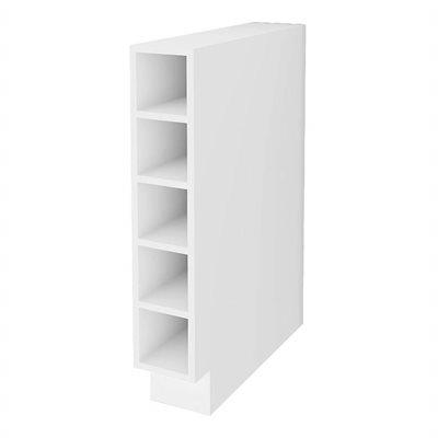 Wine Rack Bottom Kitchen Cabinet 6 W